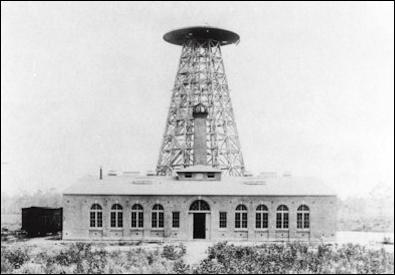 Wardenclyffe Tower, Long Island